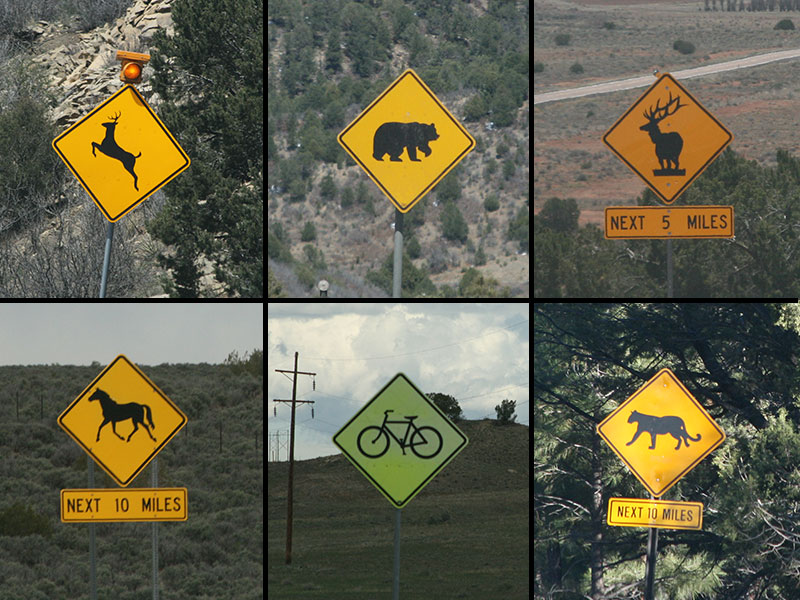 crossing-signs